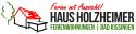 Ferienwohnungen Holzheimer