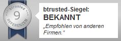 btrusted-Siegel - Immobilienbewertung Kallauch